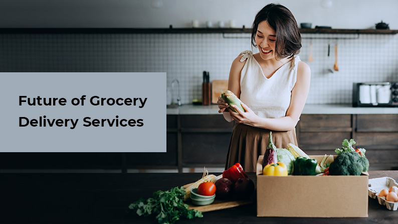 Future of Online Grocery Delivery Services: A Look into Major Geographies